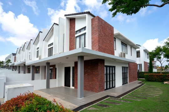 Clover Terraces 2-Storey Terrace Homes
