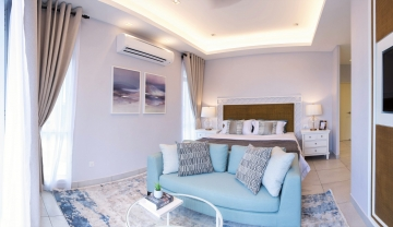 Master Bedroom - Bukil Pelali @ Pengerang