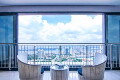 Balcony internal view
